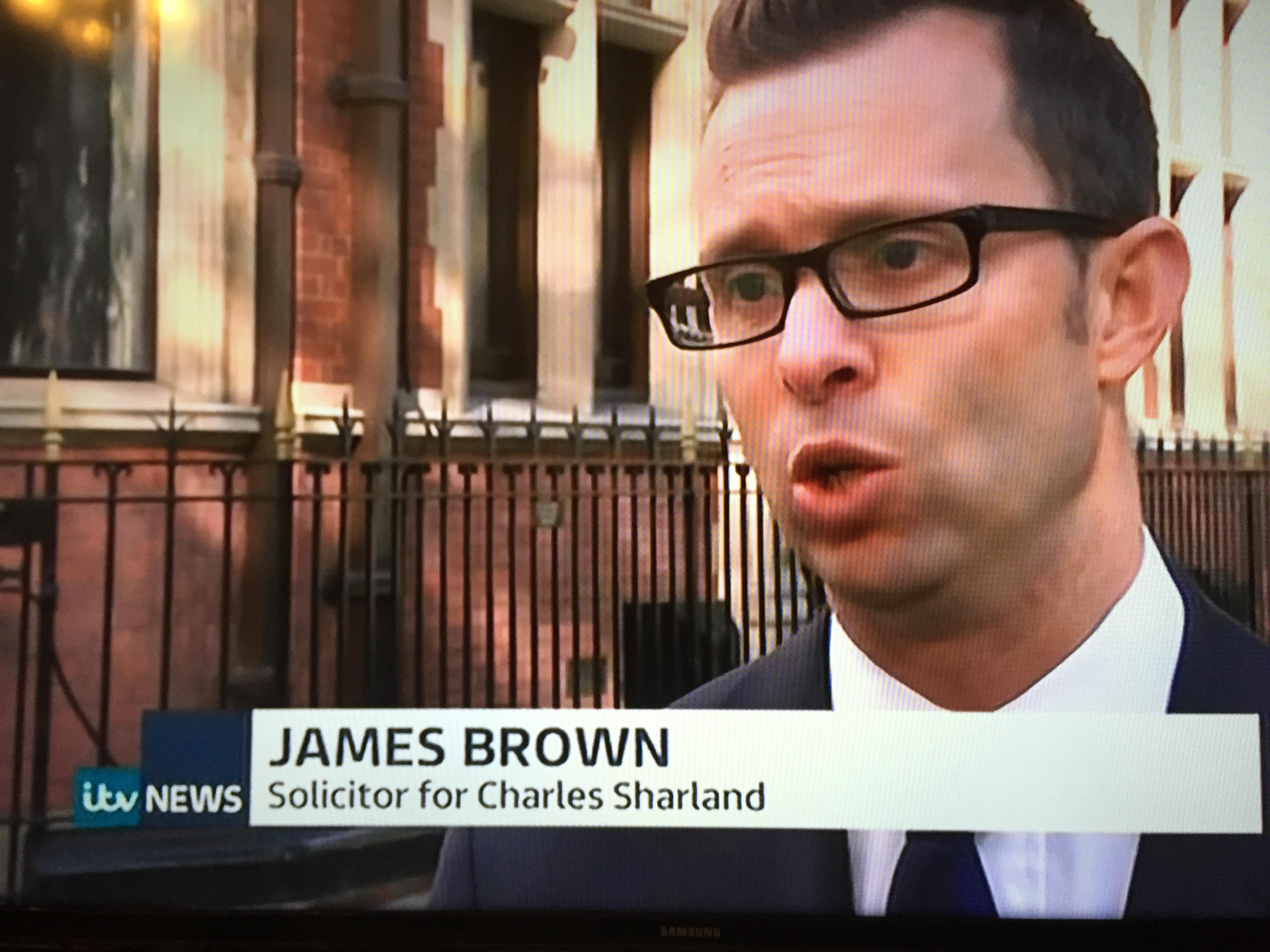 Sharland v Sharland - James Brown